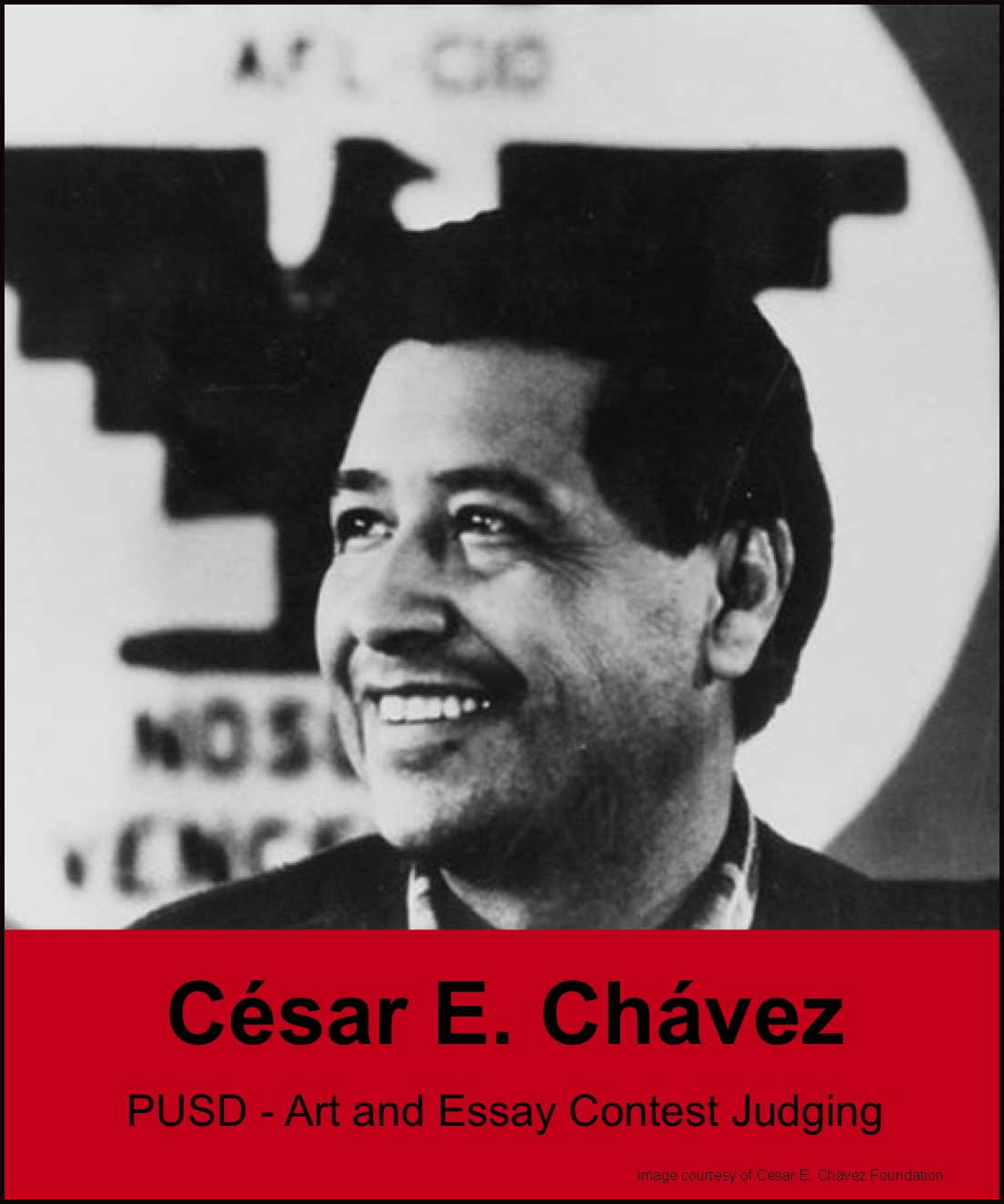 Cesar Chavez on Cesar Chavez By Ernesto Yerena Obey Giant