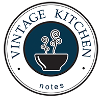 Vintage Kitchen Notes