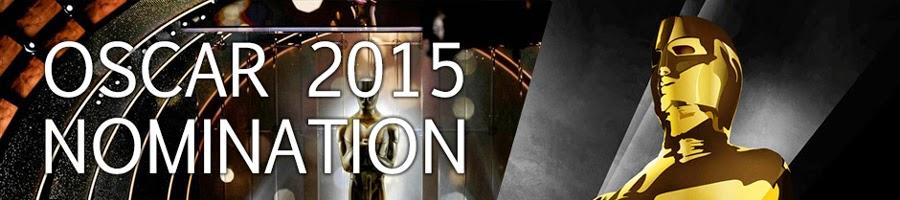 Oscar 2015 Nomination