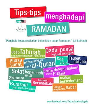 Bagaimana persiapan Ramadhan kita kali ini?