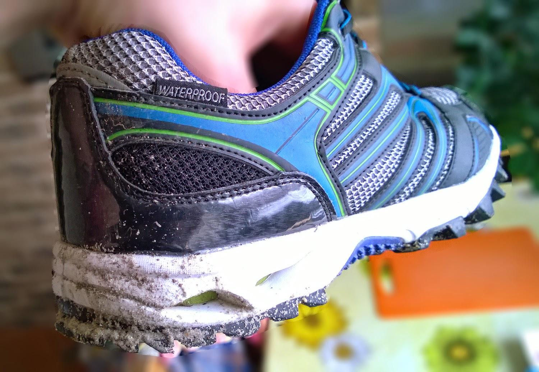test butów z Lidla