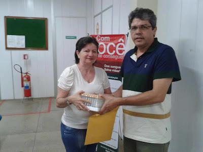 Secretaria municipal de saúde de Chapadinha, organiza campanha de doação de sangue