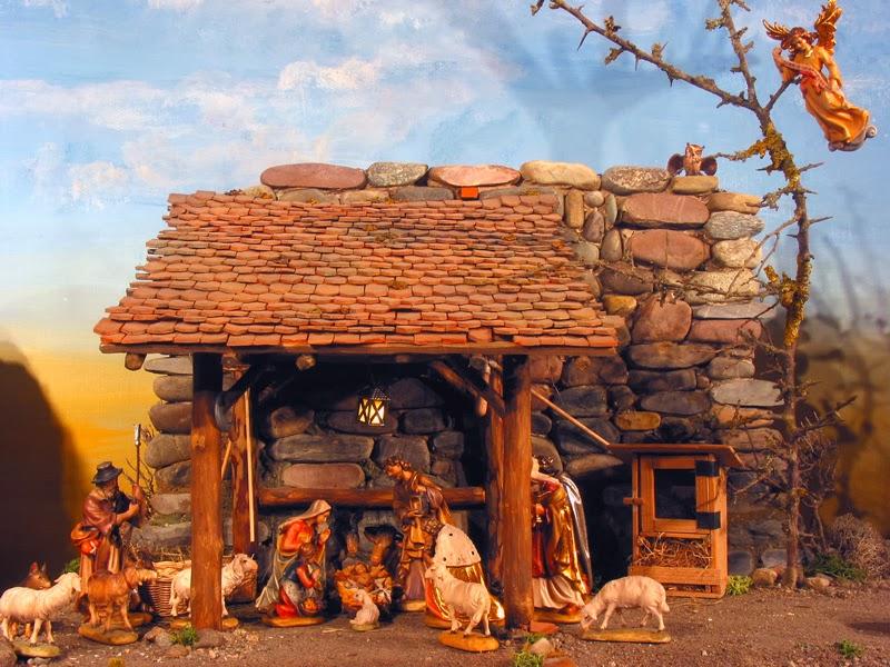 Christmas Cribs Models Free Download Kids Online World Blog