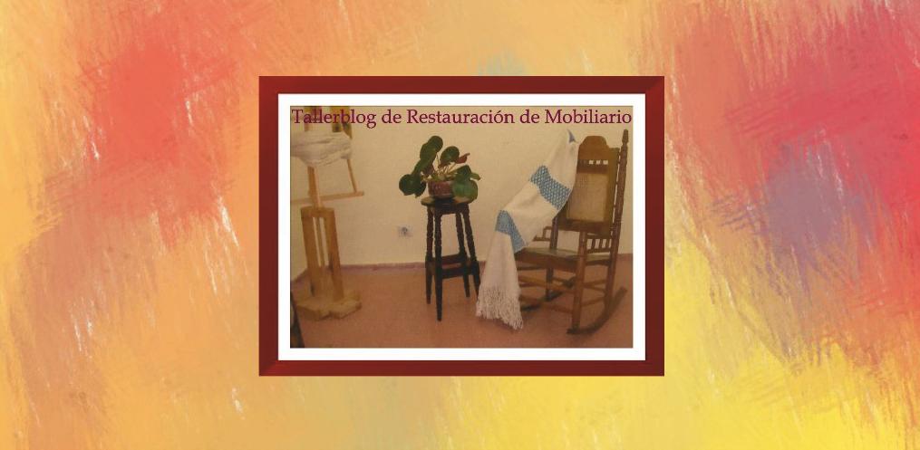 Tallerblog de Restauración de Muebles Antiguos