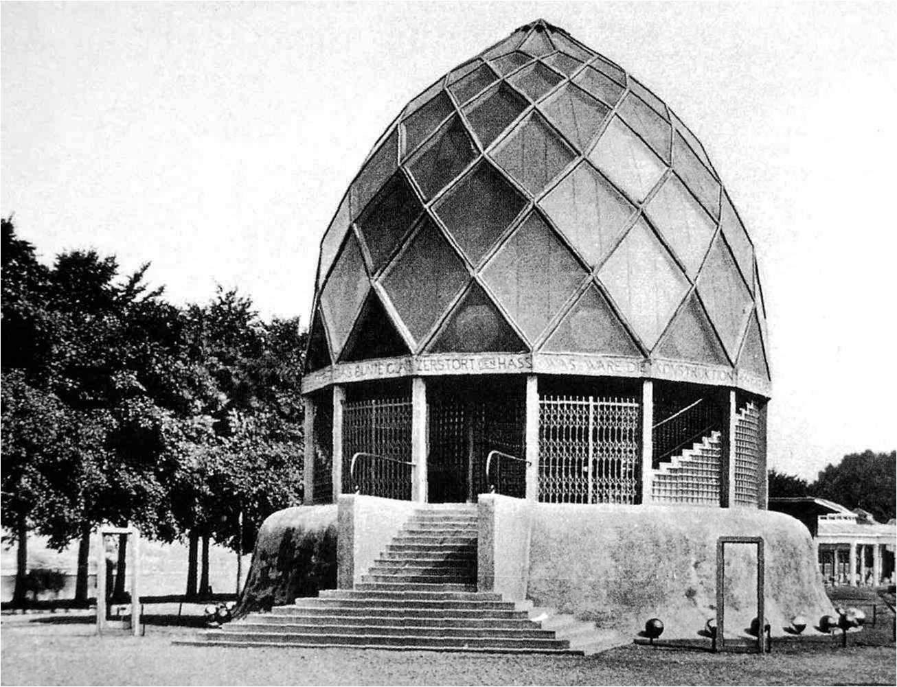 Cartas a van gogh bruno taut y el werkbund - El color en la arquitectura ...