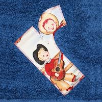 cowboy towel