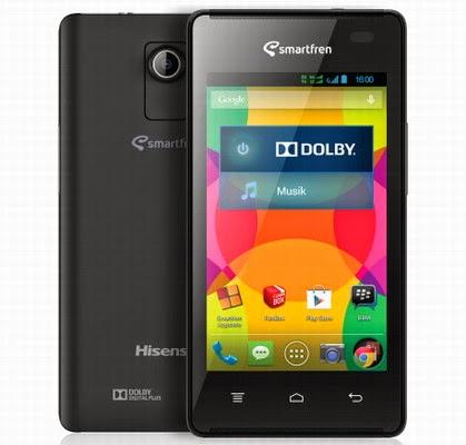 Spesifikasi Dan Harga Smartfren Andromax C2 Dual GSM-CDMA Murah