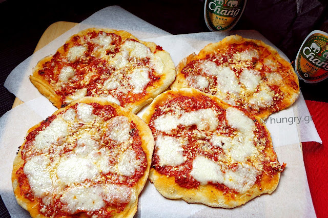 Pizza Dough-Easy Pizza
