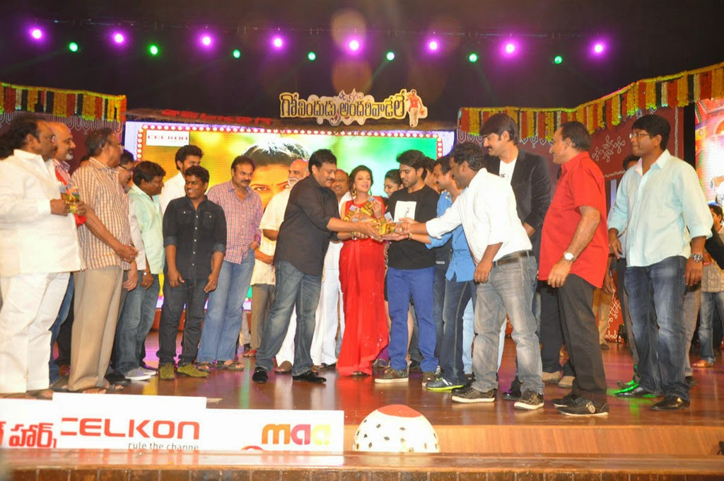 Govindudu Andarivadele Audio Release photos-HQ-Photo-4