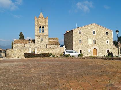 Conjunt monumental de l'església i rectoria de Sant Julià d'Alfou