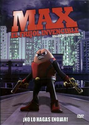 Max El Frijol Invencible – DVDRIP LATINO