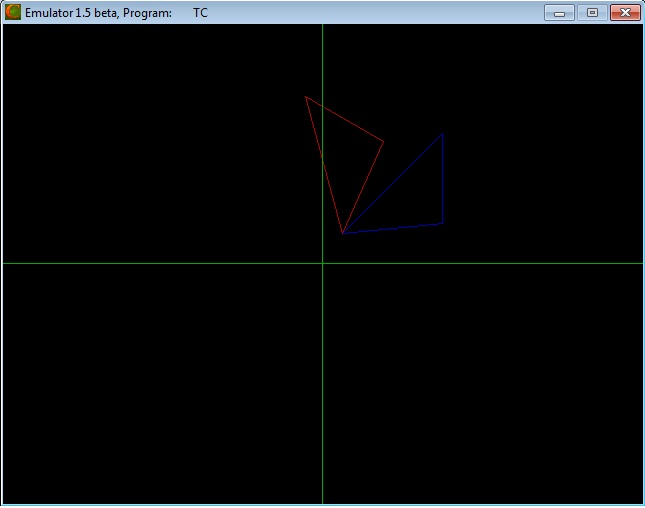 Dda Line Drawing Algorithm In Qt Creator : Code worm d transformations in c