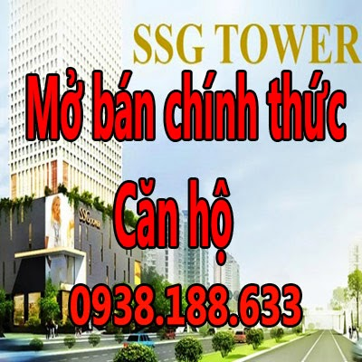 bán căn hộ ssg tower
