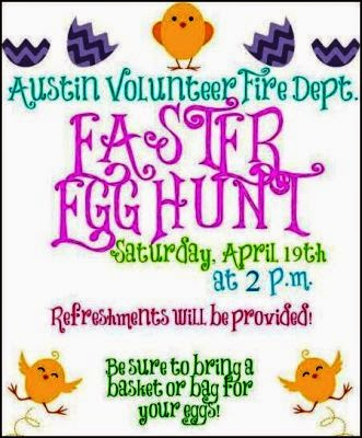 4-19 Easter Egg Hunt In Austin