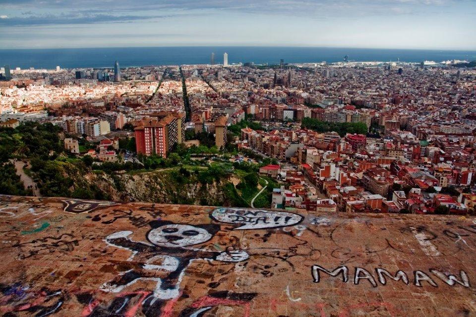 Fun in Barcelona: B&#2...