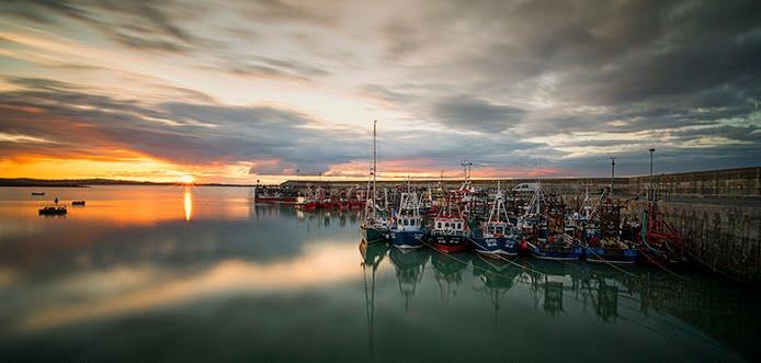 Port Oriel. Clogherhead