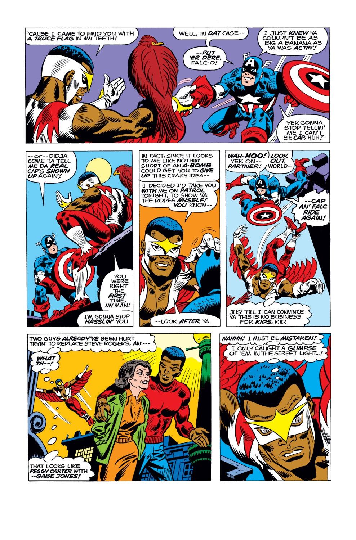 Captain America (1968) Issue #182 #96 - English 14