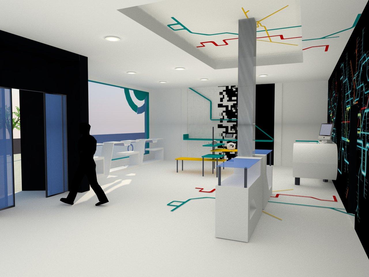 dise o de interiores escuela de arte de motril proyecto