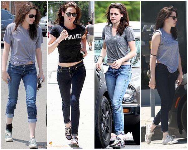 My Day Gaya Casual Ala Kristen Stewart