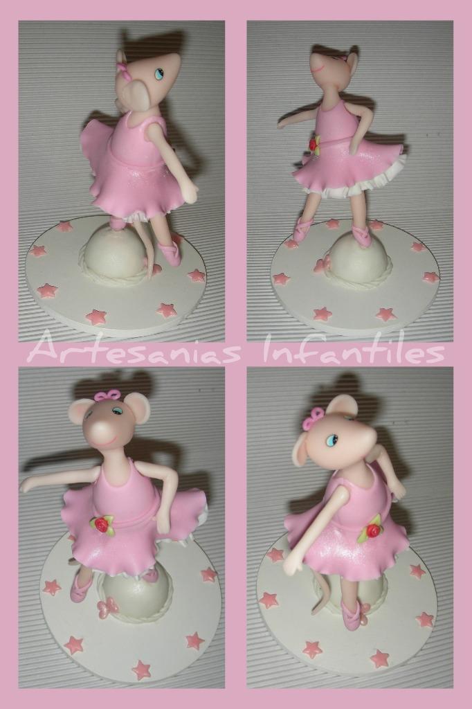 Related Pictures adornos para tortas princesas artesanias pictures