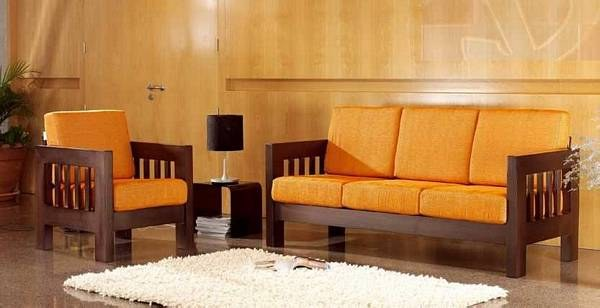 Arte muebles sala for Fotos de muebles de sala