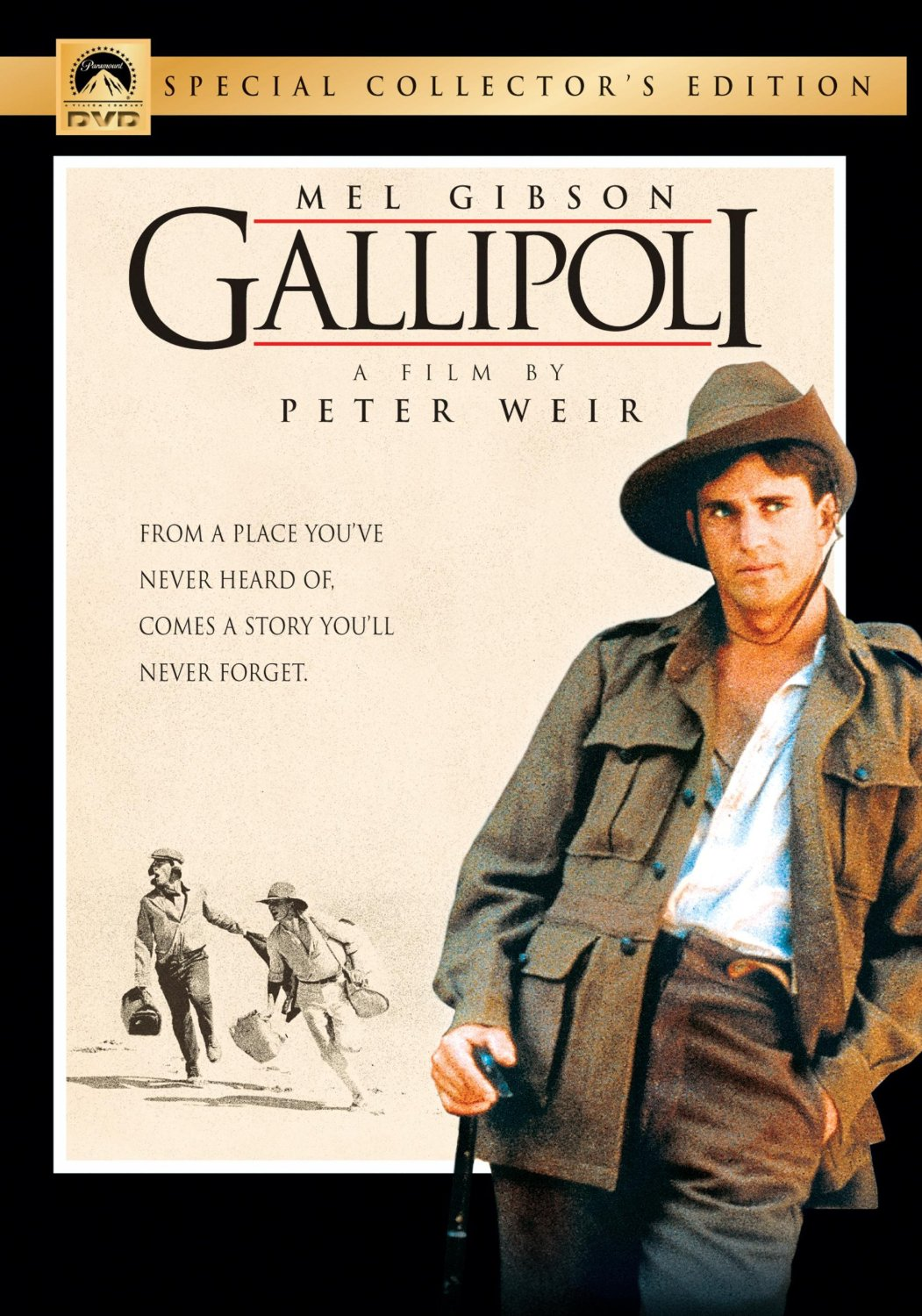 masculinity in peter weirs gallipoli Martin riggs is a fictional character from the lethal weapon film series  ^ the masculinity studies reader  peter weirs gallipoli,.