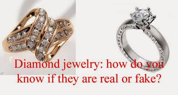 how to tell if your diamond is real
