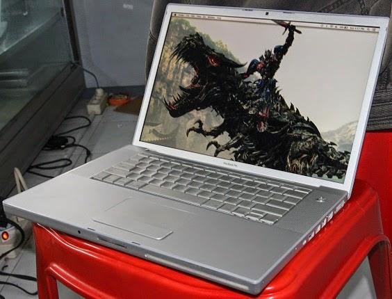 jual Macbook Pro 3.1 bekas