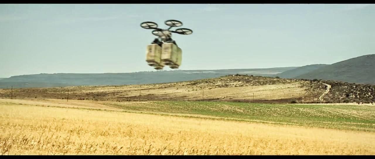 Young ones - drone de carga autónomo