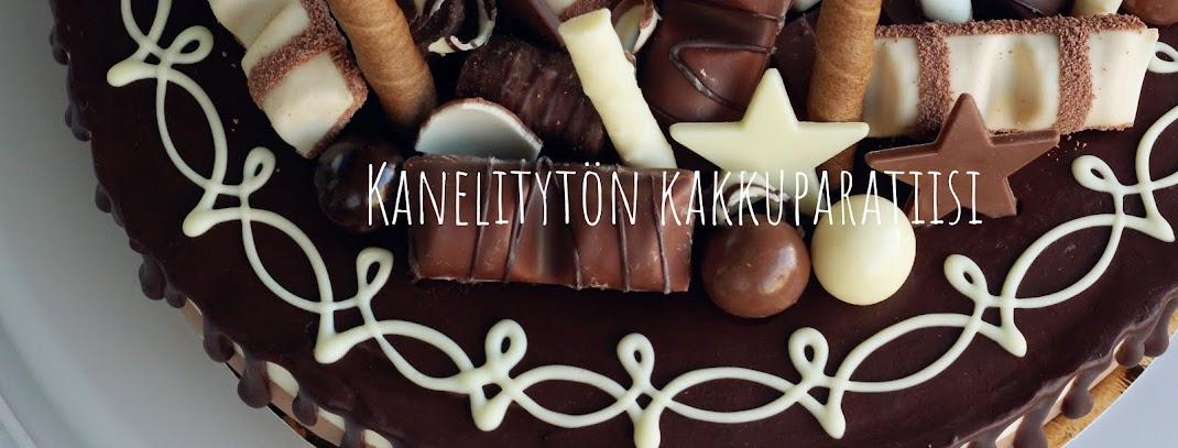 Kanelitytön kakkuparatiisi