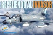 Malvinas: Argentina se defenderá ante una agresión británica superetendard armada argentina