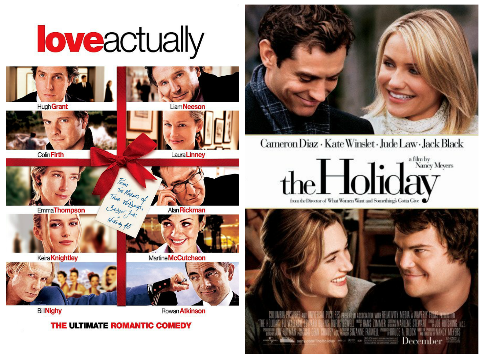 Guide holiday movie