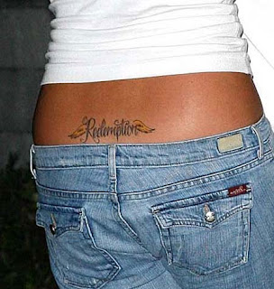 Brooke Hogan Tattoos - Female Celebrity Tattoo Ideas