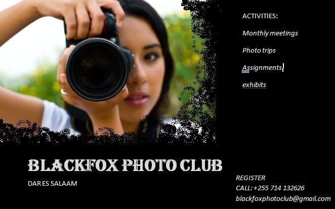 BLACKFOX PHOTO CLUB
