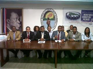 Emergentes del PRD llaman a coalición anticorrupción