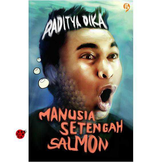 "free download novel manusia setengah salmon ""raditya dika"""