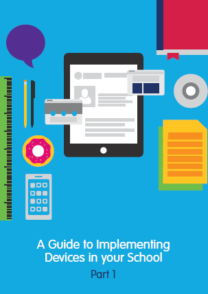 A Free Guide to Implementing Mobile Tech in Schools