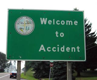 Accident, Maryland - Amerika Serikat