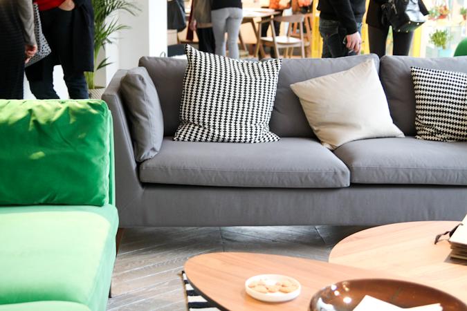 em aime d couverte de la nouvelle collection ikea stockholm. Black Bedroom Furniture Sets. Home Design Ideas