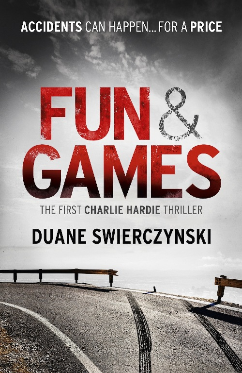 fun & games cover duane swierczynski