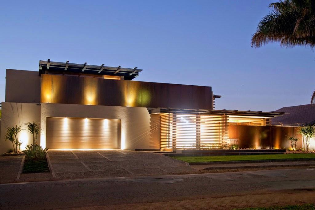 Arquitectura dise o interior persianas de madera en el - Persianas madera exterior ...
