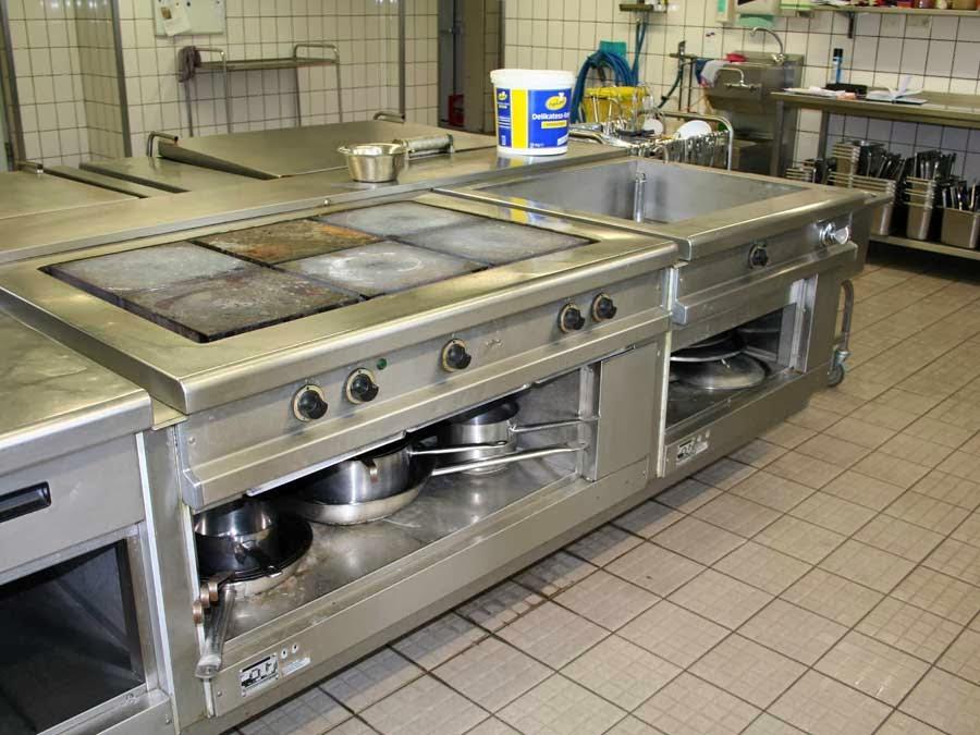 Gro k che gebraucht gastronomie k che blog von for Kuchenblock gebraucht