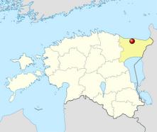 как далеко от России Кохтла-Ярве