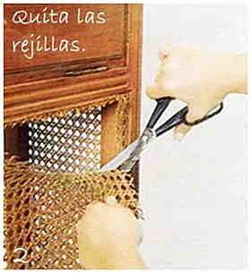El minihogar - Hacer un cubreradiador ...