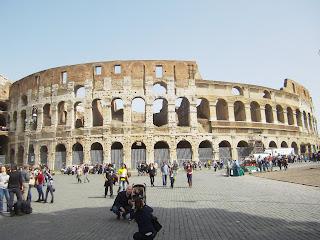 Colosseum (Roma, Italia)