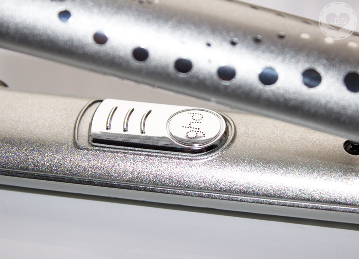GHD Shimmering Silver Gift Set