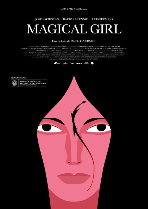Magical Girl - Carlos Vermut - póster