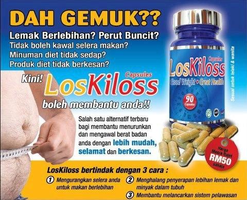 LosKiloss Capsules - CAJM Healthworks