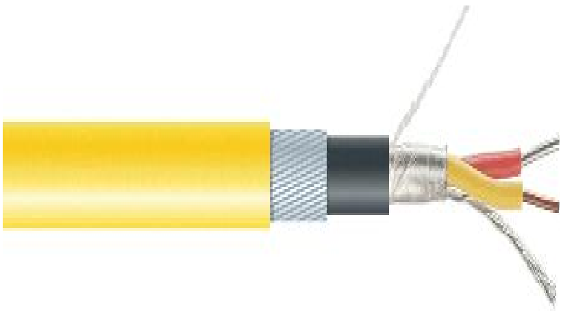 Type Jx Thermocouple Extension Cable : Industrial instrumentation thermocouple cables