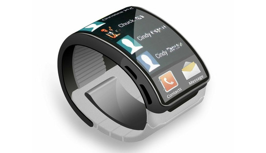 Samsung Galaxy Gear's Gorgeous Release in Berlin Trade Fair